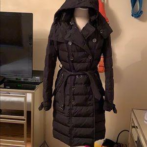 Burberry Britt winter down coat